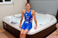 Hot tub benefits for Athletes   Spa Recovery Programs   Helen Jenkins