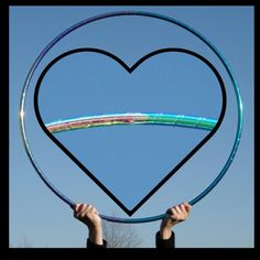 Add On For Reflective Hoop to also make it a by HoopingforLife