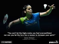 Image result for badminton quotes