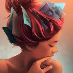 Psychologist Explores the Human Psyche in Thought-Provoking Illustrations