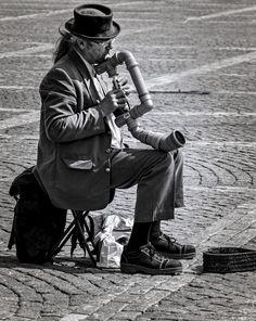 Street Music by Juha Roisko on 500px