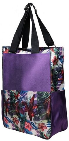 a725fe842022be Check out Tropical Glove It Ladies Tennis/Sport Tote Bag! Find the best  sports. Lori's Golf Shoppe