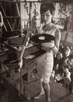 In the Whiskey A Go-Go DJ Booth with Joanie Labine (2)