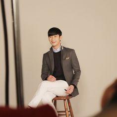 05.03.14 ZIOZIA 2014 SPRING 화보컷 B컷 - Kim Soo Hyun
