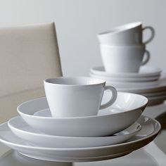 Madison Dinnerware in Dinnerware Sets | Crate and Barrel