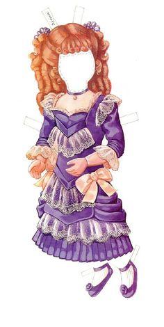 Victorian Doll II