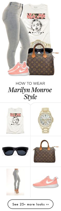 """marilyn ."" by clickk-mee on Polyvore"
