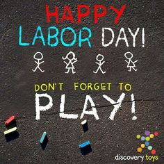The true meaning of Labor Day is remembering those who have given their time, best efforts and worked hard in their lives for this blessed country. Happy Labor Day!!!