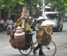 Pedal-Powered Caneware