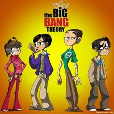 The big bang theory #tbbt