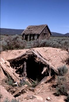 Travel Tuesday: 20 Fascinating Abandoned Places & Ghost Towns  Wolf Hole, Arizona...Ghost Town