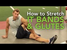 How to Stretch IT Bands and Glutes - DrAxe.com