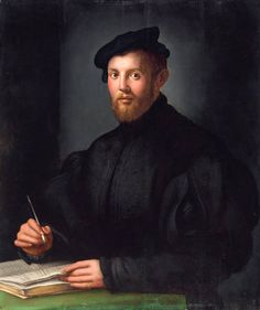 Agnolo Bronzino  Portrait of a Young Man with a Book  Estimate: USD 12,000,000-18,000,000. This will be auctioned at Christie's at the end of January 2013.