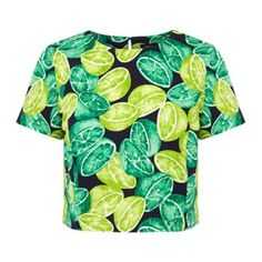 Get fruity. Oasis are doing matching tee and shorts for wild girls this summer. | £30
