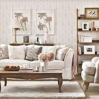 Relaxed Neutral Living Room Part 65