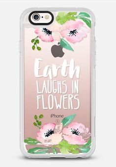 Earths Laughs In Flowers 1 iPhone 6s Plus Case by Jande Laulu | Casetify (AU)