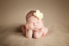 Newborn posing workflow