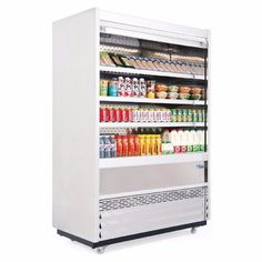Williams Gem R180-SCS Stainless Multideck with Security Shutter