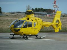 HELIMED 02 at Inverness Airport.