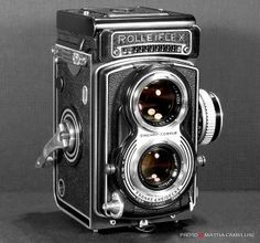 Rolleiflex T 6x6, 1962