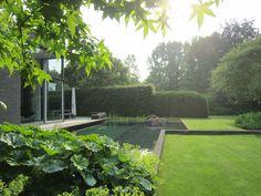 Pond Design Patrick Verbruggen
