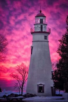 Marblehead lighthouse Ohio