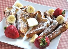 Homemade French Toast...try it for breakfast today :)