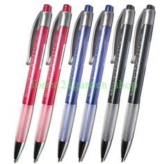Xeno Zero-G 0.7 mm Ball point pen - 3 Colors - 6 / 12 Pcs - Pick #Xeno