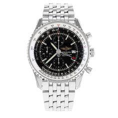 Stunning Breitling Men's A2432212/B726 Navitimer World Analog Selfwinding mechanical Watch https://www.myswisswatchbrands.com/product/breitling-mens-a2432212-b726-navitimer-world-analog-selfwinding-mechanical-watch/ #Watch