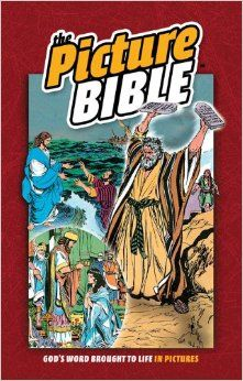 Get the New Action Comic Bible! - http://thepicturebible.org/get-the-picture-bible
