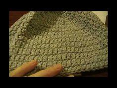 7 Crochet hats Slouch finish