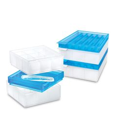 Another great find on #zulily! Silicone Ice Cube Tray Set by Siliconezone #zulilyfinds