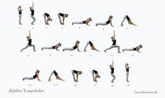 pose yoga copy