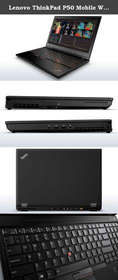 Nice Lenovo ThinkPad 2017: Lenovo ThinkPad P50 Mobile Workstation Laptop - Windows 10 Pro - Intel i7-6700HQ...  Traditional Laptops, Laptops, Computers & Tablets, Computers & Accessories, Electronics Check more at http://mytechnoworld.info/2017/?product=lenovo-thinkpad-2017-lenovo-thinkpad-p50-mobile-workstation-laptop-windows-10-pro-intel-i7-6700hq-traditional-laptops-laptops-computers-tablets-computers-accessories-electronics