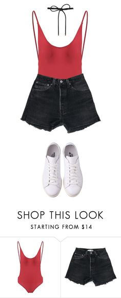 """Untitled #159"" by ludmila208-1 ❤ liked on Polyvore featuring Johnny Loves Rosie"