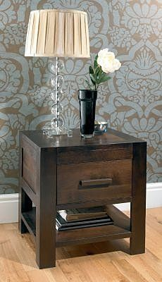 Lyon Walnut 1 Drawer Nightstand is part of the extensive range of Lyon Walnut bedroom furniture which includes beds, nightstands,chest of drawers and wardrobes. Walnut Bedroom Furniture, Oak Furniture House, Dark Wood Furniture, Cabinet Furniture, Online Furniture, Walnut Bedside Table, Bedside Tables, Bentley Design, Bedroom Drawers