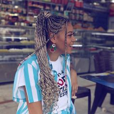 """308 Me gusta, 14 comentarios - Sho Madjozi (@sho_madjozi_fanpage) en Instagram: """"If you ain't know it, now you know She did it🔥🔥🔥🔥💖"""" Braid Game, Traditional Hairstyle, Black Girl Aesthetic, Braids For Black Hair, John Cena, Protective Styles, Hair Growth, Braided Hairstyles, Hair Inspiration"""