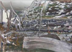 Gerhard Richter, Tableau abstrait, 1987,  Catalogue Raisonné: 627-4. http://www.gerhard-richter.com/art/paintings/abstracts/detail.php?paintid=7577