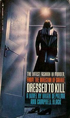 dressed to kill  paperback book
