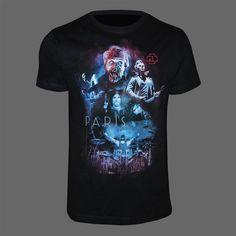"""Rammstein T-Shirt """"Collage PARIS""""   Rammstein-Shop"""