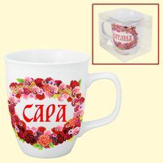 """SHOP-PARADISE.COM:  Tasse """"Sara"""", 0,4 l 4,19 €"""