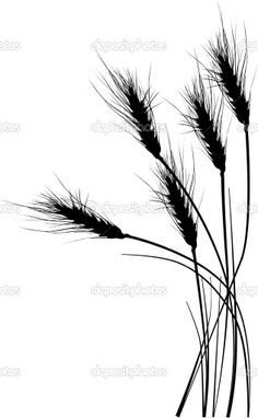 Wheat Tattoo Idea