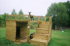 goat playground ideas Backyards goat playground ideas Pallet Playhouse How to .goat playground ideas Backyards goat playground ideas Pallet Playhouse How to Weld on Tractor Bucket Hooks for Additional Utility - Countryside Best Picture The Farm, Mini Farm, Small Farm, Goat Playground, Pallet Playground, Playground Ideas, Goat Shelter, Goat Pen, Goat Care