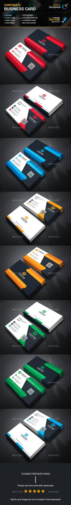 Business Card Template Free Download On Behance Free Business - Editable business card templates free