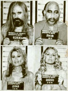 The Devil's Rejects - I love this movie!