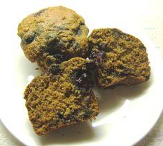 Honey Bran Blueberry Muffins   Recipe   Blueberries Muffins ...