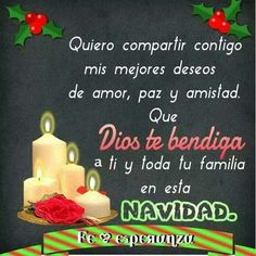 feliz navidad Merry Christmas Quotes, Spanish Quotes, Christmas Ornaments, Holiday Decor, Cake, Desserts, Good Day Quotes, Good Morning Handsome, Xmas Wishes Quotes