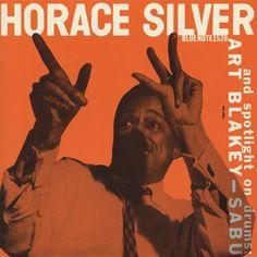 Horace Silver And Art Blakey-Sabu Blue Note 1520 1956