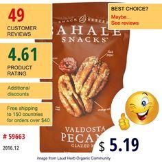 Sahale Snacks #SahaleSnacks #Pecans