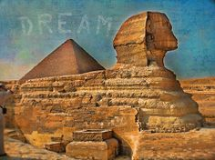 Title  Great Sphinx Of Egypt   Artist  Terry Fleckney   Medium  Photograph - Photography